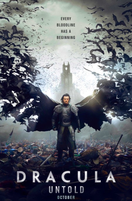 Dracula Untold Movie Film 2014